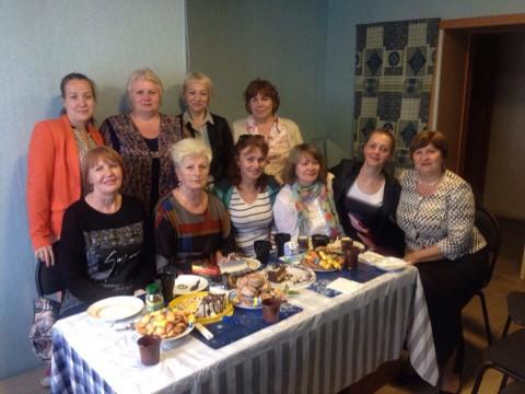 Встреча матерей в Асино