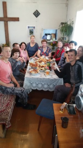 Посещение РБЦ в Кемерово
