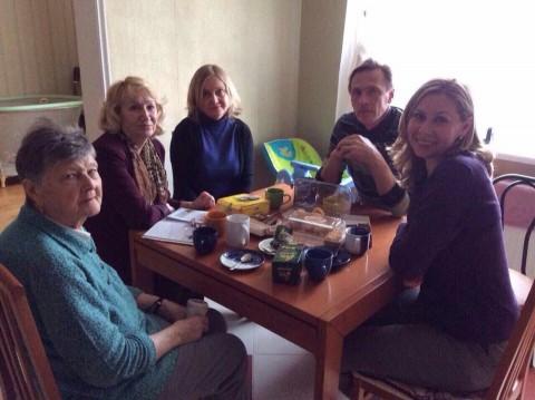 Собрание матерей в г.Евпатория
