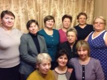 Собрание матерей в г. Люберцы