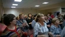 Встреча матерей в г. Северске
