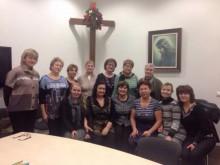 Встреча матерей в Москве