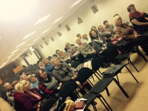 Встреча матерей Томска и Северска