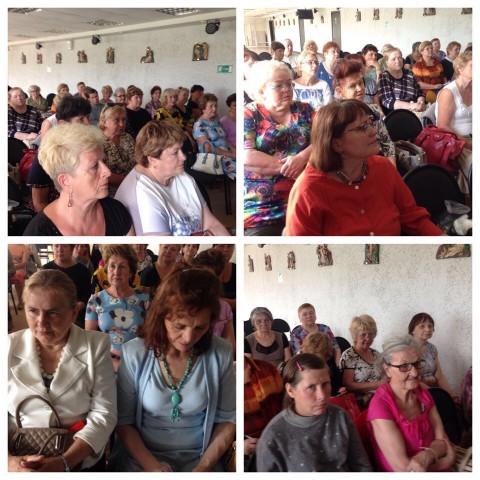 Общее Собрание матерей Томска и Северска