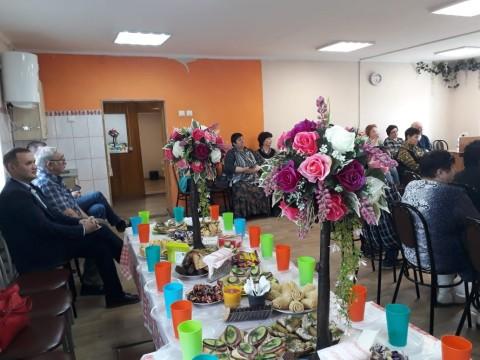 Встреча в  г Кедровка